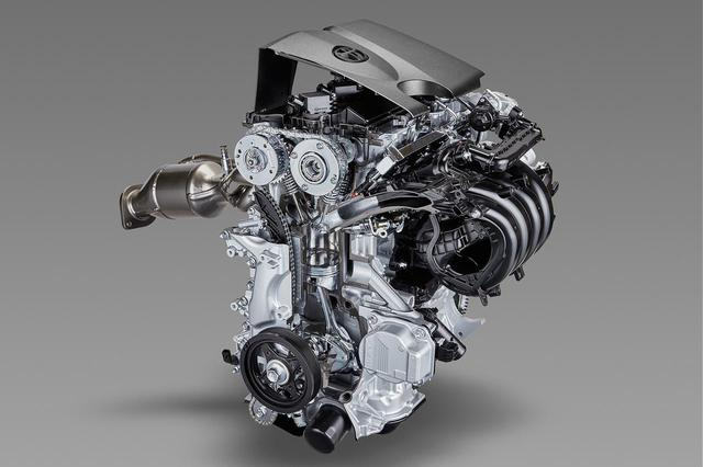 画像: 燃効率41%を達成したトヨタ ダイナミック・フォースエンジン「A25A-FXS型」