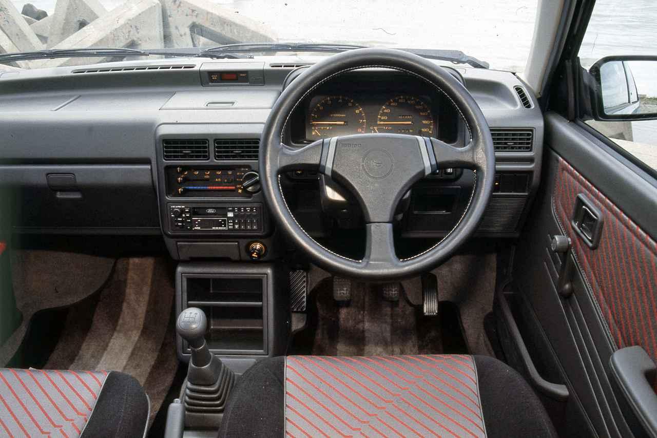 Images : 5番目の画像 - フォード フェスティバ 1300GT - Webモーターマガジン