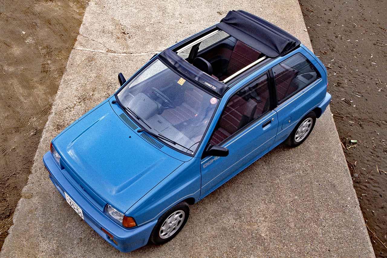 Images : 3番目の画像 - フォード フェスティバ 1300GT - Webモーターマガジン