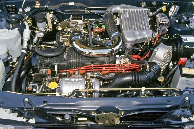 画像: 1.5Lのインタークーラー付きターボエンジンは、HIGHモードならネットで120psを発生した。