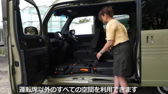 画像4: 軽商用車の枠を超えた使い方無限大の新コンセプトカー