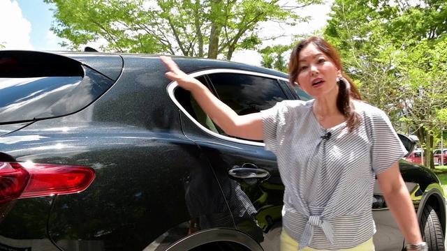 画像: 竹岡 圭の今日もクルマと・・・アルファロメオ ステルヴィオ Test Drive youtu.be