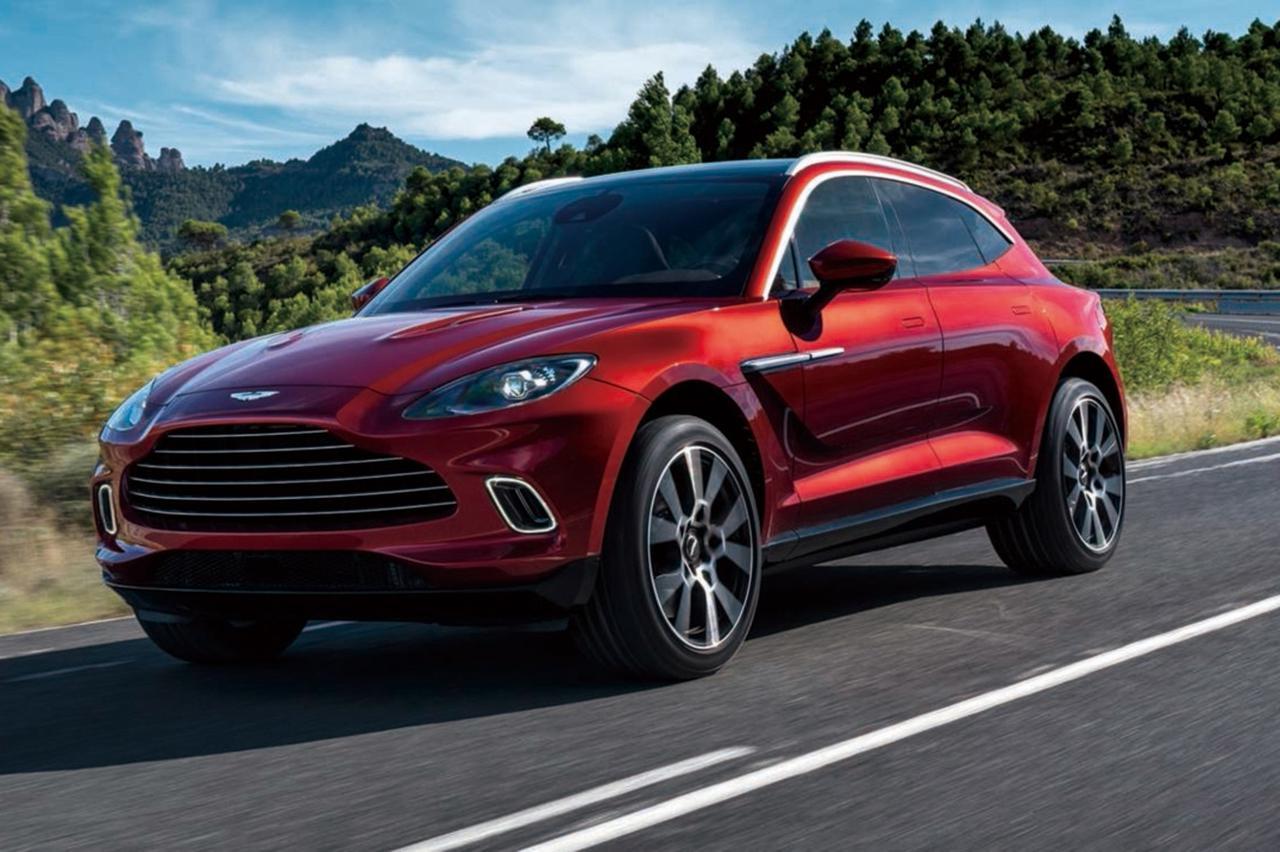 Images : 1番目の画像 - 2020年輸入車市場SUV - Webモーターマガジン