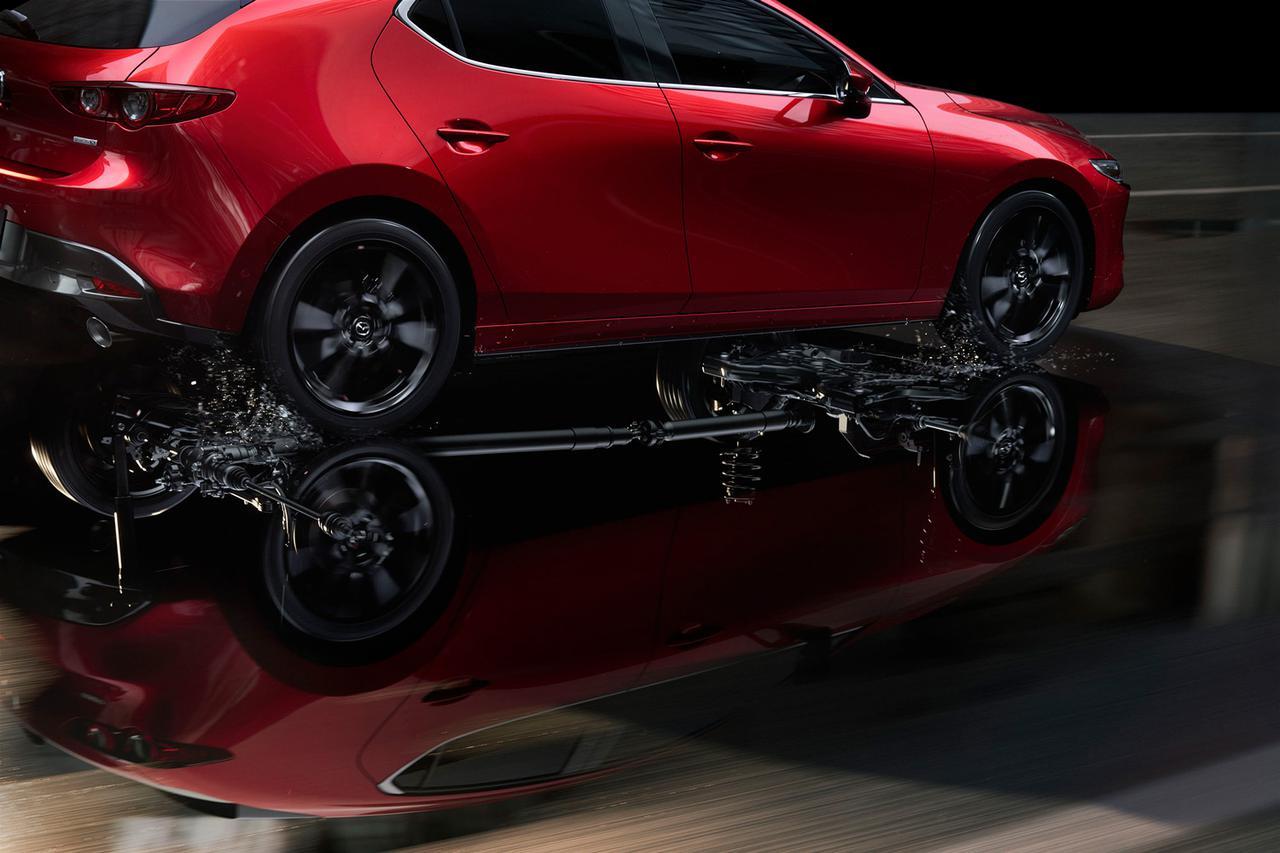 Images : 1番目の画像 - マツダ3の4WDグレード - Webモーターマガジン