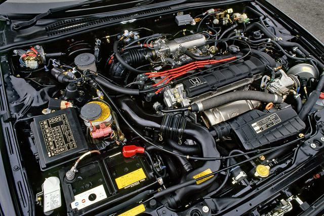 画像: 先代と基本的には同じエンジンだが、搭載方法や軽量化などのリファインが行われている。