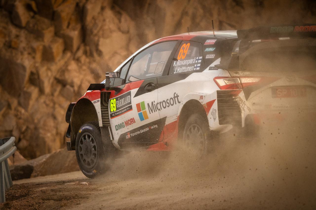 Images : 3番目の画像 - 2020 WRC 第2戦ラリー・スウェーデン - Webモーターマガジン