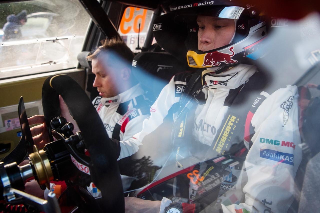 Images : 4番目の画像 - 2020 WRC 第2戦ラリー・スウェーデン - Webモーターマガジン