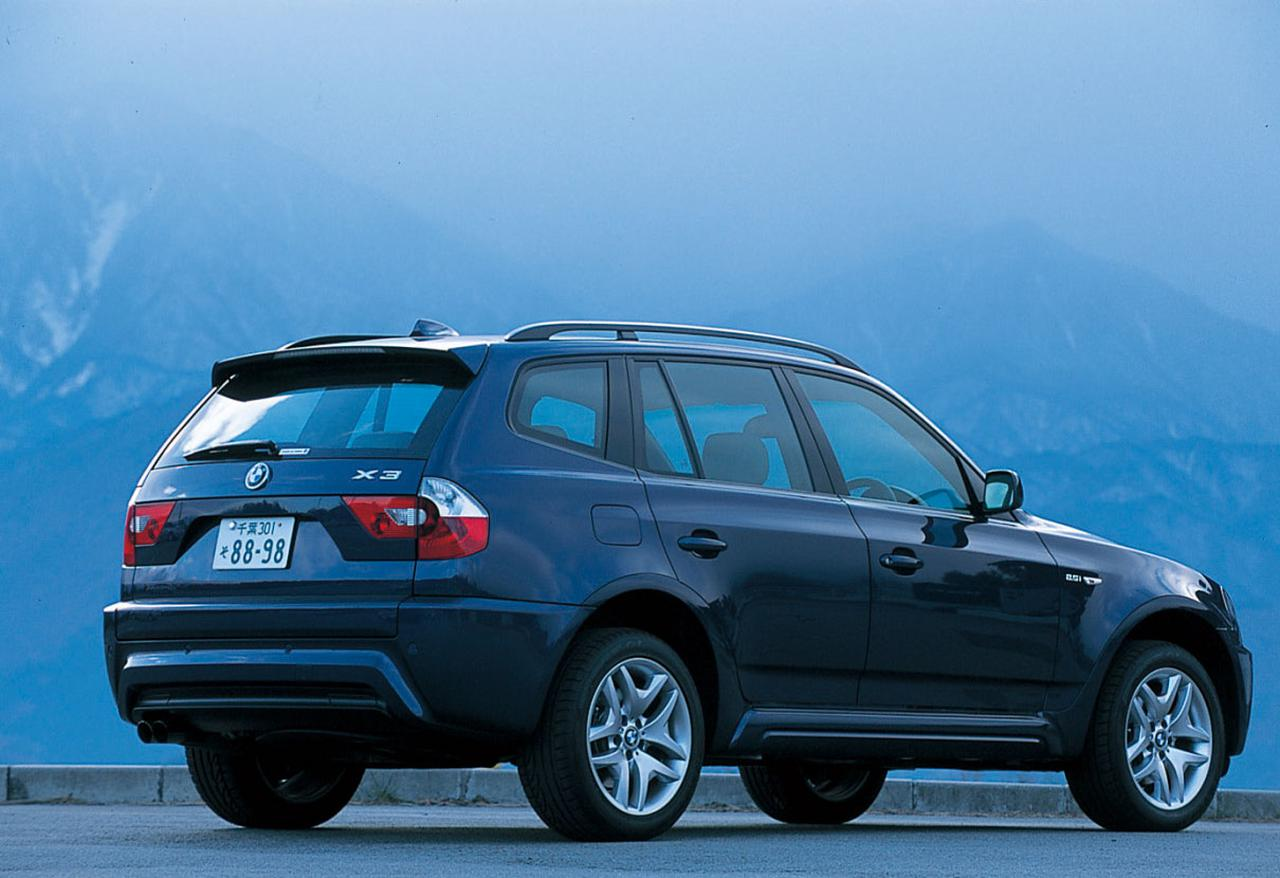 Images : 3番目の画像 - BMW X3 2.5iと330xi - Webモーターマガジン