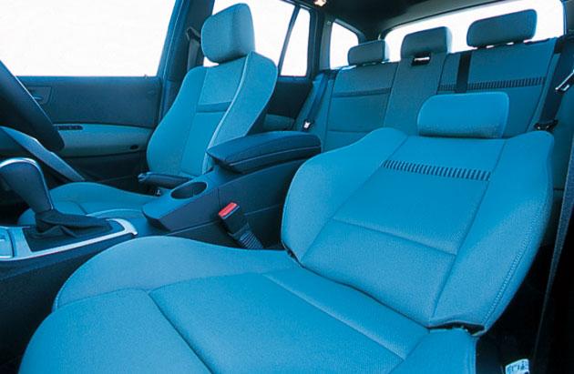Images : 5番目の画像 - BMW X3 2.5iと330xi - Webモーターマガジン