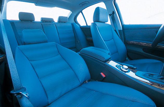 Images : 9番目の画像 - BMW X3 2.5iと330xi - Webモーターマガジン