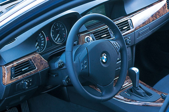 Images : 8番目の画像 - BMW X3 2.5iと330xi - Webモーターマガジン