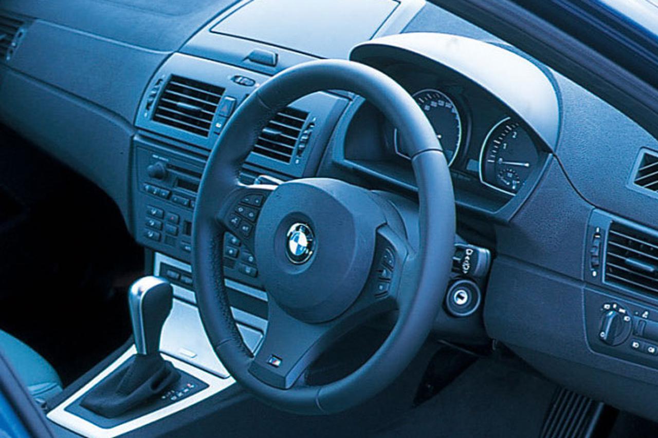 Images : 4番目の画像 - BMW X3 2.5iと330xi - Webモーターマガジン