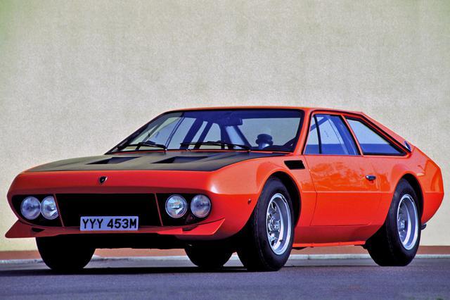 画像: 発表時は4L 350psの350GTだったが、72年に365psの350GTSに進化した。写真はGTSをベースにボディを軽量化し、エンジンと足回りをチューニングしたレース用試作車。