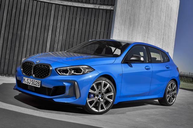 画像: 第7位:BMW 1シリーズ(133ポイント)