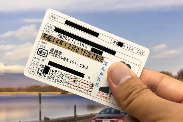 画像: 現時点では、ゴールド免許の人が歩行者としての違反を理由に格下げされることはないだろう。