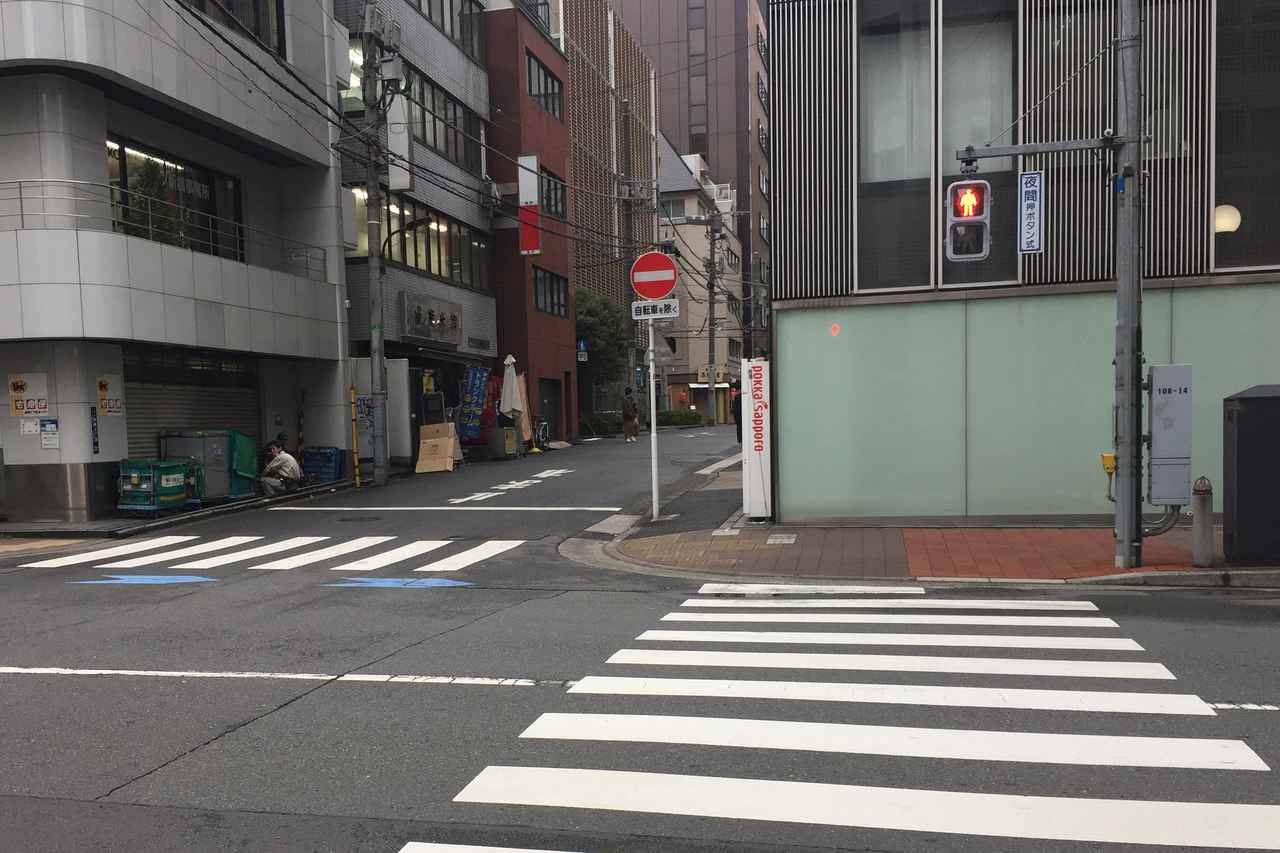 Images : 2番目の画像 - 歩行者が違反キップを切られることがあるって本当? - Webモーターマガジン