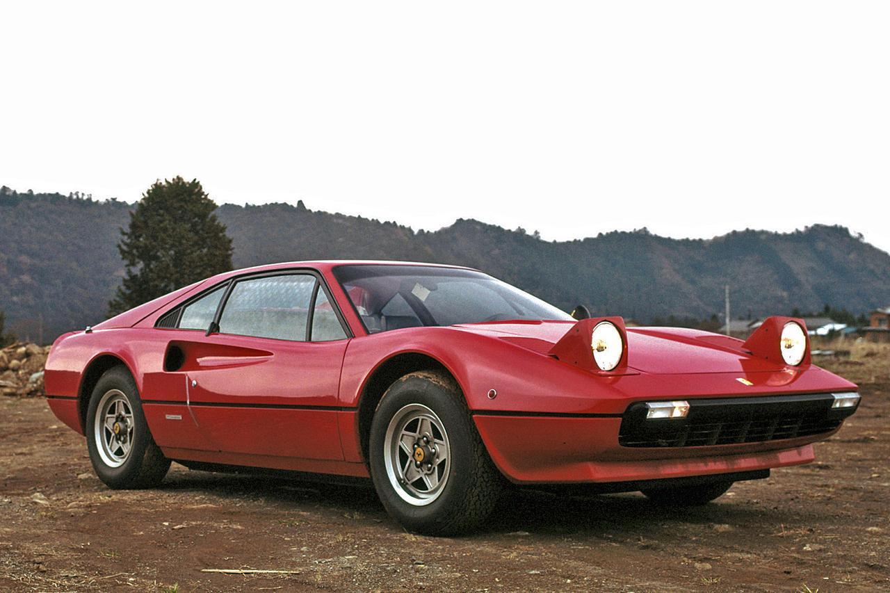 Images : 4番目の画像 - フェラーリ 308GTBの進化形たち - Webモーターマガジン