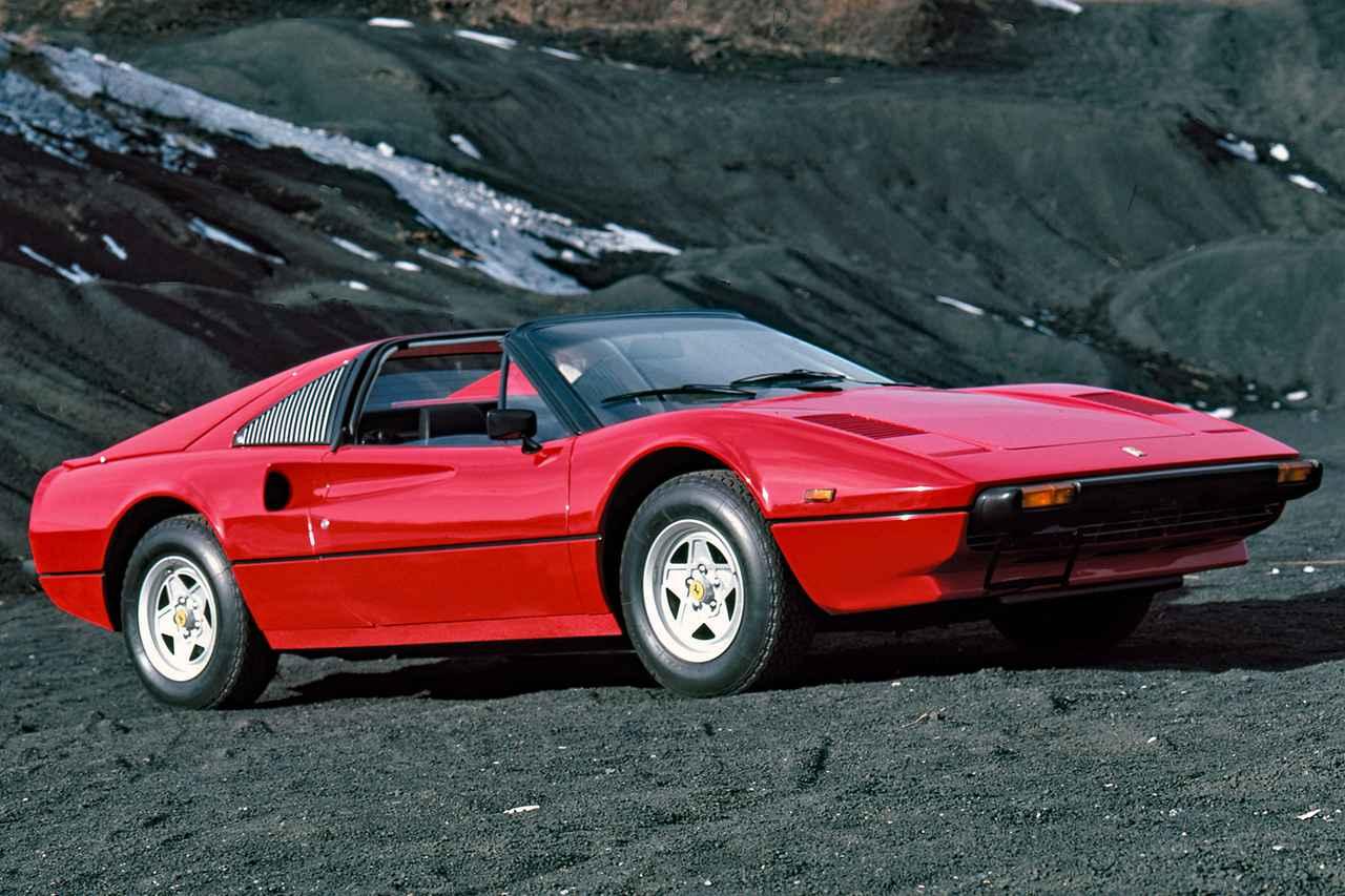 Images : 1番目の画像 - フェラーリ 308GTBの進化形たち - Webモーターマガジン