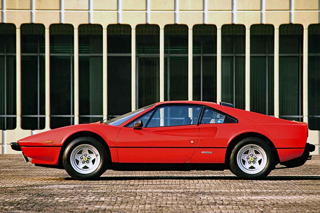 Images : 5番目の画像 - フェラーリ 308GTBの進化形たち - Webモーターマガジン