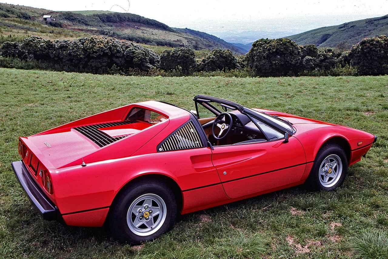 Images : 2番目の画像 - フェラーリ 308GTBの進化形たち - Webモーターマガジン