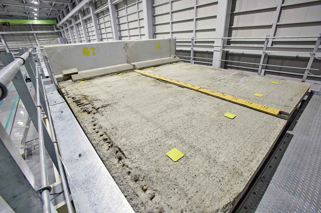 Images : 6番目の画像 - NEXCO東日本 総合技術センター - Webモーターマガジン