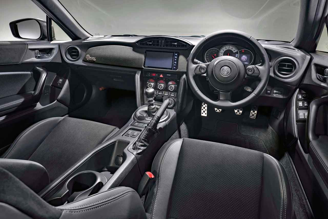 Images : 4番目の画像 - 86 GT ブラックリミテッド - Webモーターマガジン