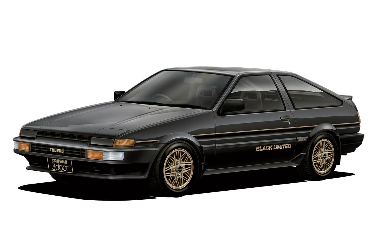 Images : 14番目の画像 - 86 GT ブラックリミテッド - Webモーターマガジン