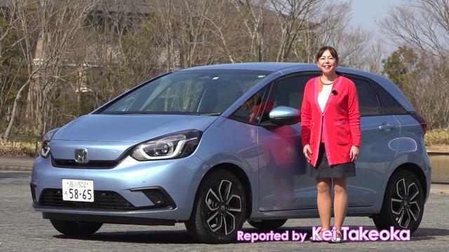 画像: 【動画】竹岡 圭のクルマdeムービー 「ホンダ フィット」(2020年2月放映)