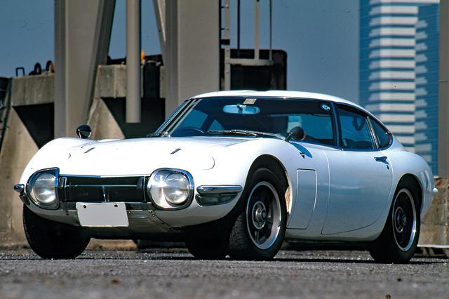画像: スタイリングはトヨタの社内デザイナーが手がけた。中古車市場では「億」のプライスが付けられることもある。