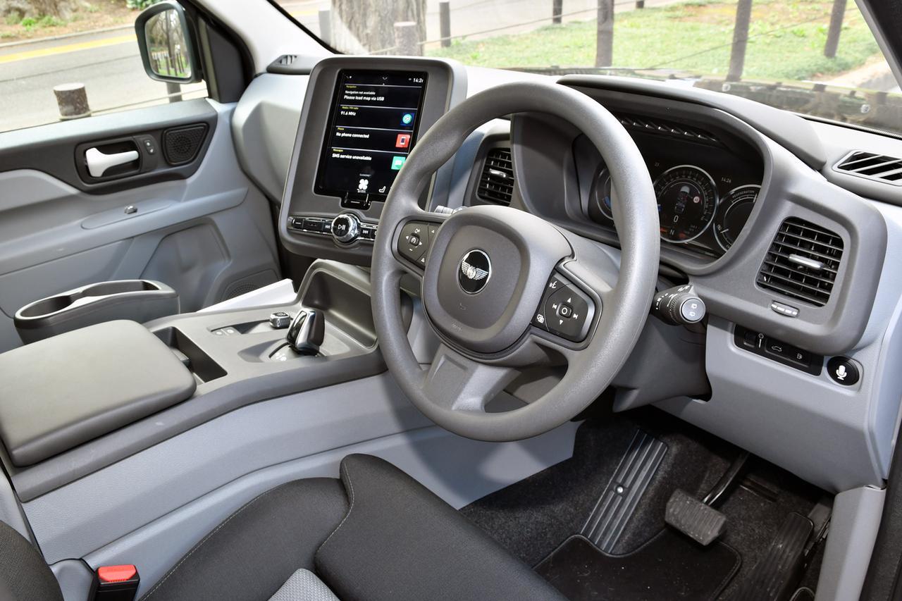 Images : 6番目の画像 - ロンドンタクシー TX「車いす移動車」仕様 - Webモーターマガジン