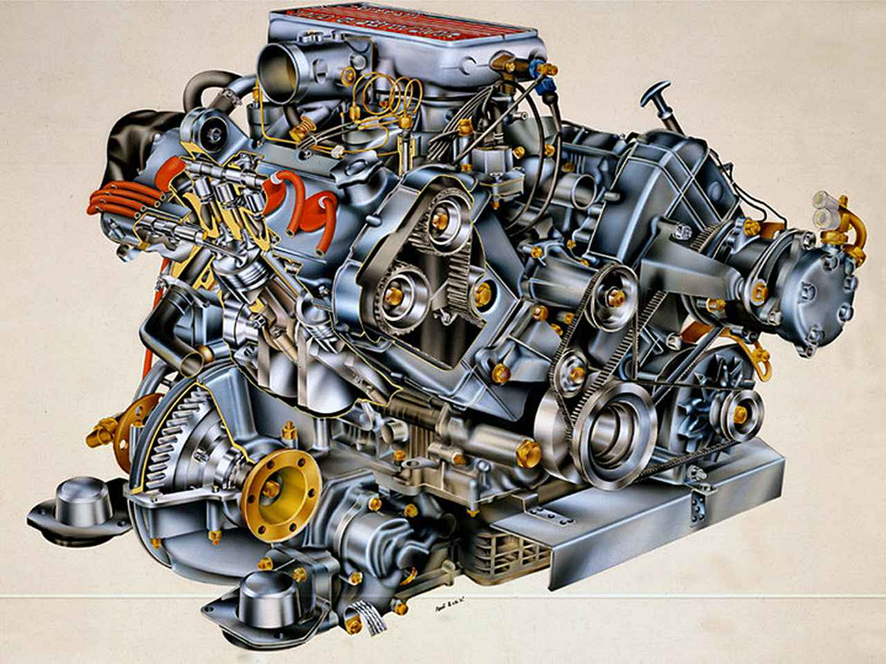 Images : 5番目の画像 - フェラーリ 328GTB/GTS - Webモーターマガジン