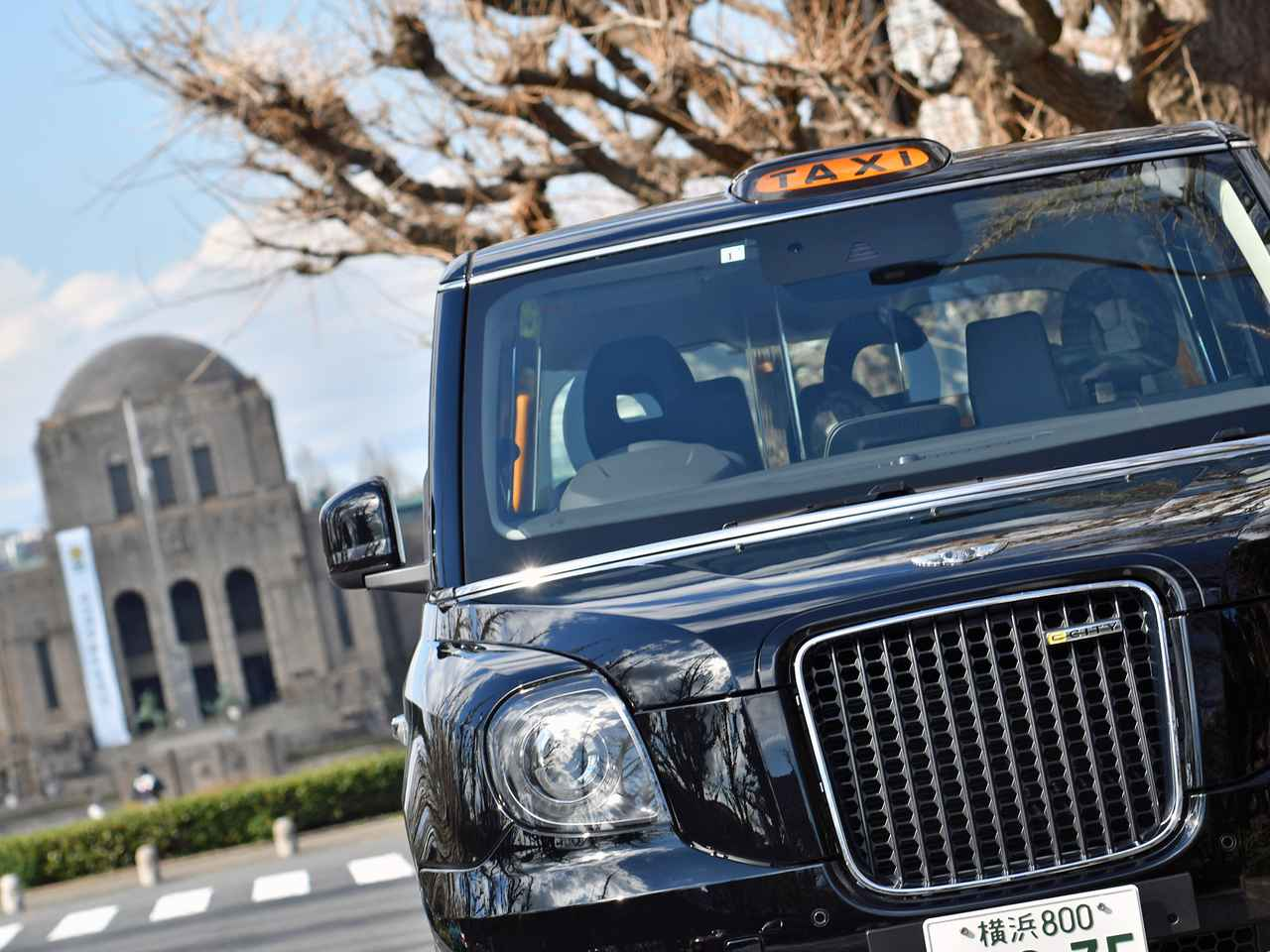 Images : 1番目の画像 - ロンドンタクシー TX「車いす移動車」仕様 - Webモーターマガジン