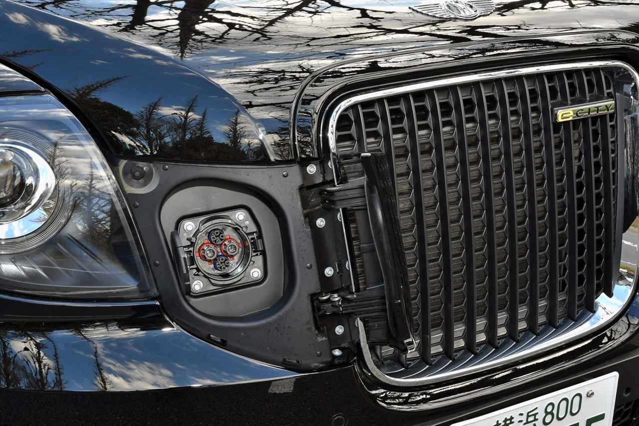 Images : 16番目の画像 - ロンドンタクシー TX「車いす移動車」仕様 - Webモーターマガジン