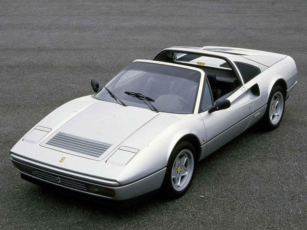 Images : 1番目の画像 - フェラーリ 328GTB/GTS - Webモーターマガジン