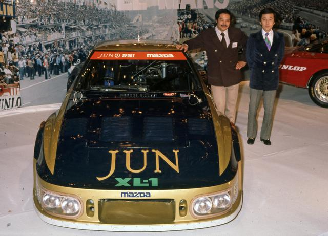 画像: ドライバーは寺田陽次朗さん(左)ほか、生沢徹さん(右)、鮒子田寛さんなど超一流どころが揃ったが、それでも完走できなかった。ル・マンの壁は厚かった…。