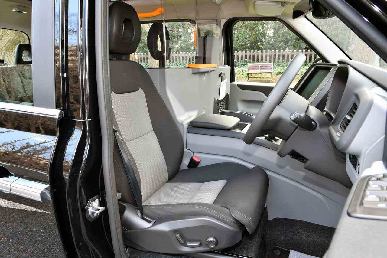 Images : 9番目の画像 - ロンドンタクシー TX「車いす移動車」仕様 - Webモーターマガジン