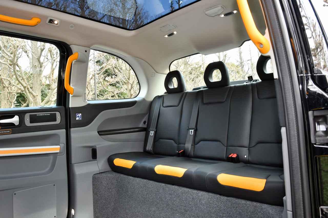 Images : 10番目の画像 - ロンドンタクシー TX「車いす移動車」仕様 - Webモーターマガジン