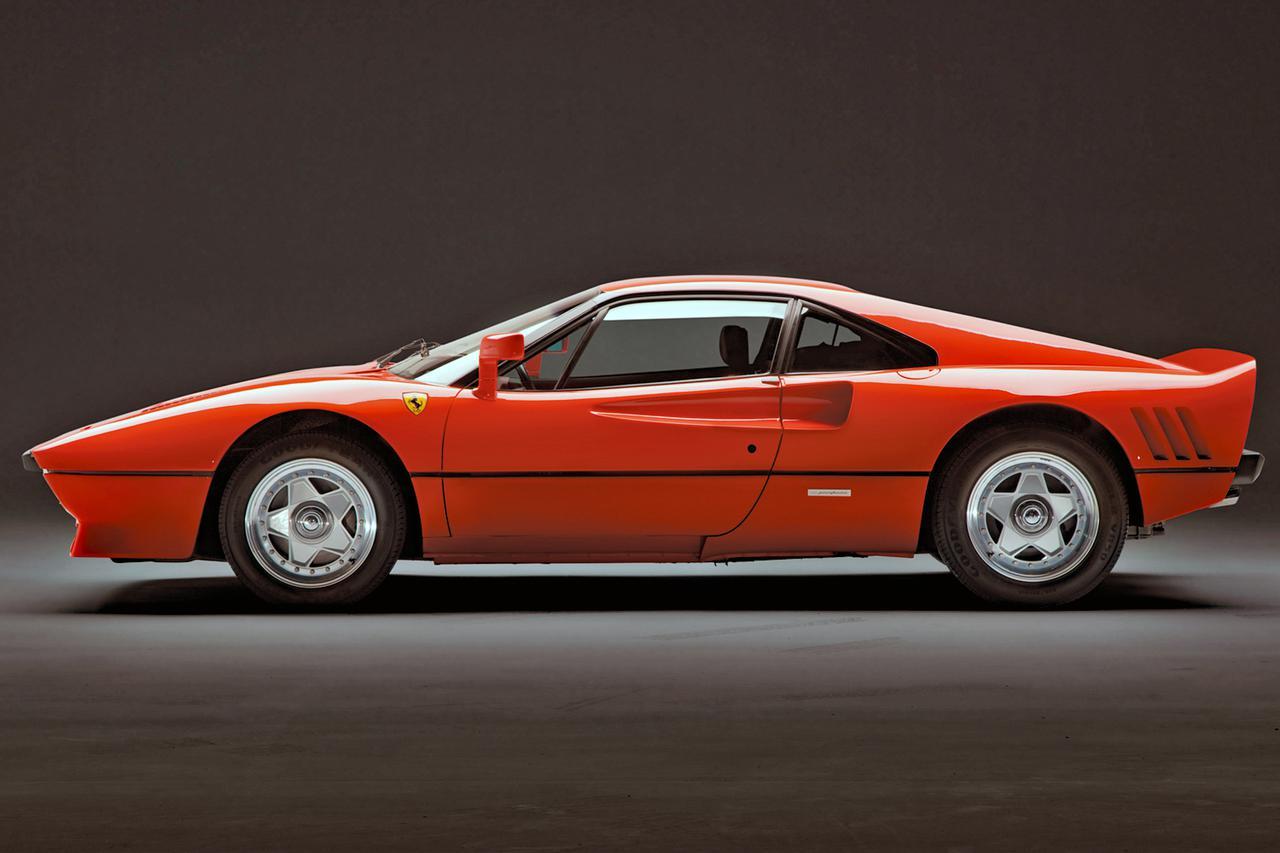 Images : 2番目の画像 - フェラーリ 288GTO - Webモーターマガジン