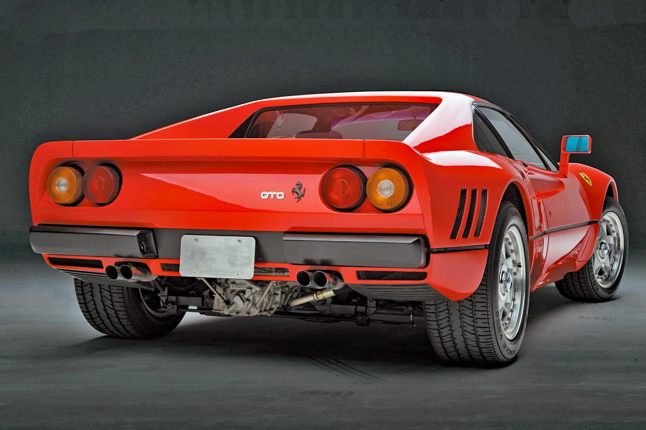 Images : 3番目の画像 - フェラーリ 288GTO - Webモーターマガジン