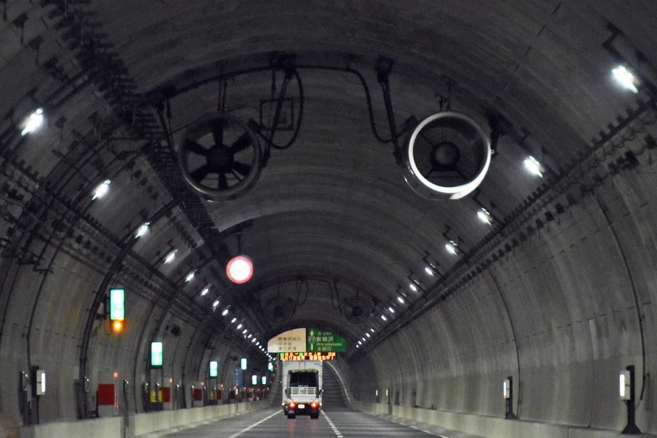 Images : 1番目の画像 - トンネルのジェットファン - Webモーターマガジン