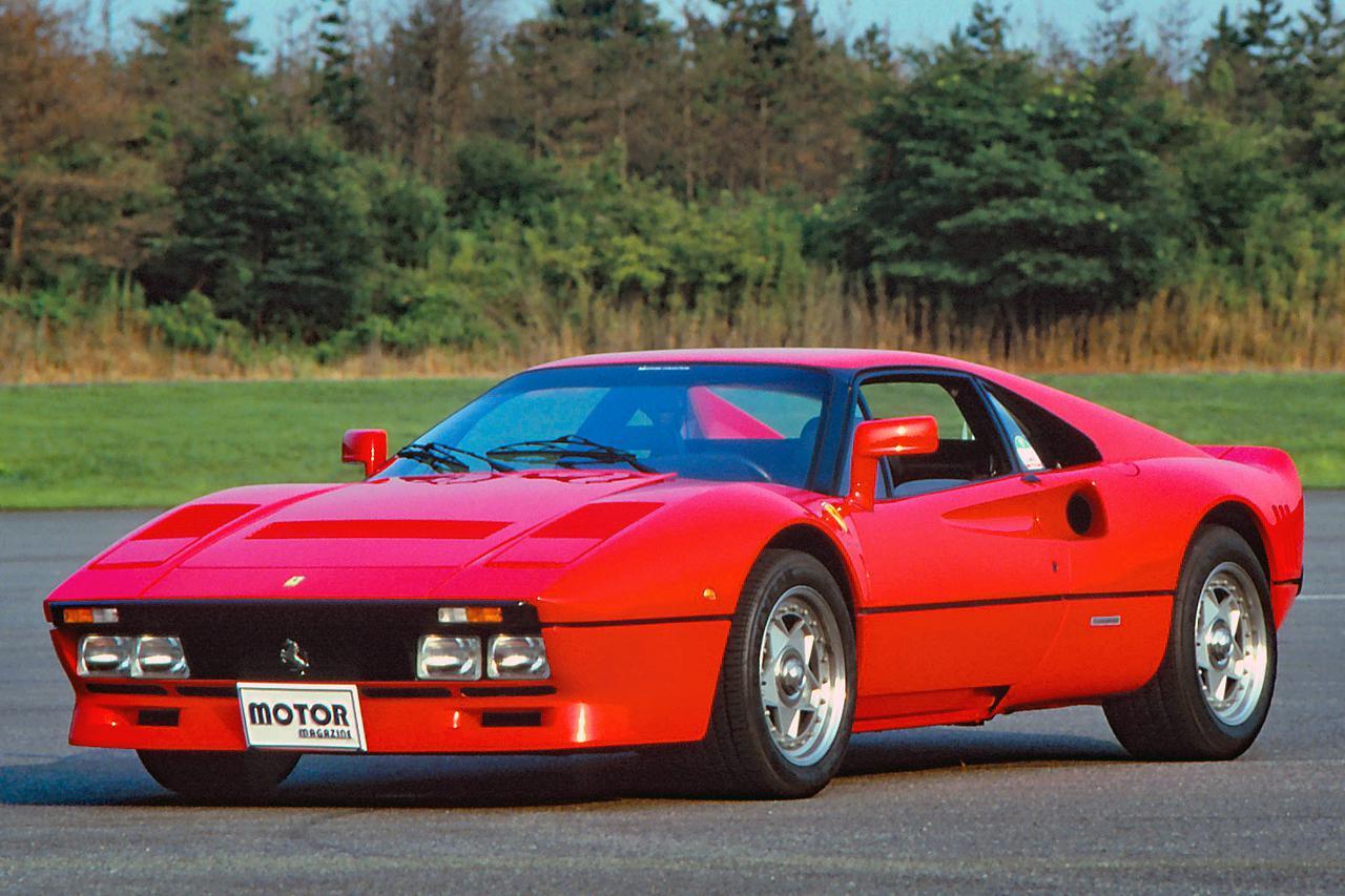Images : 1番目の画像 - フェラーリ 288GTO - Webモーターマガジン