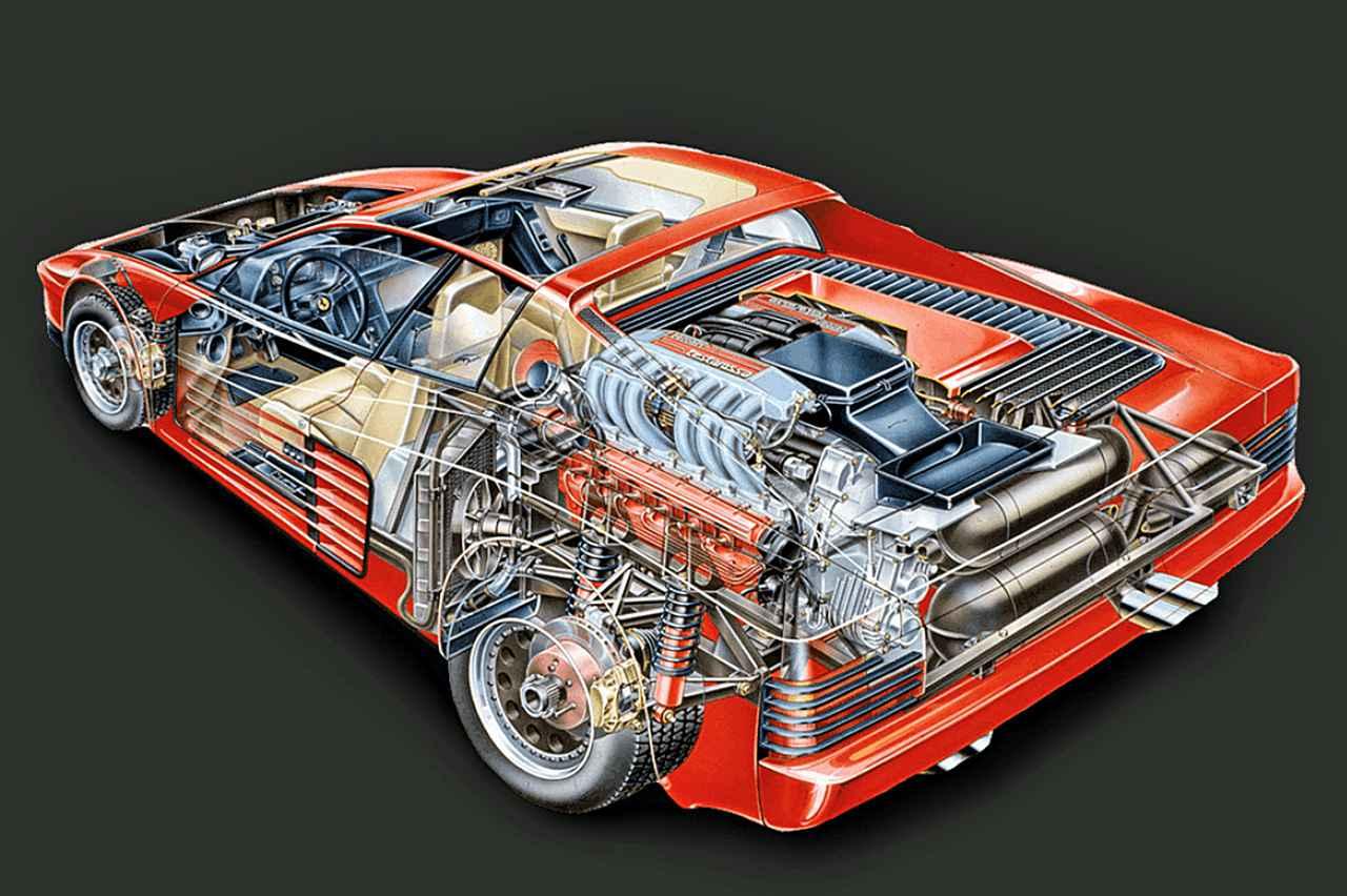 Images : 6番目の画像 - フェラーリ テスタロッサ - LAWRENCE - Motorcycle x Cars + α = Your Life.