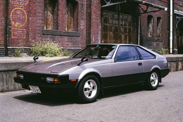 画像: イギリスのロータスと、日本のトヨタが関係を持つきっかけとなった2代目のセリカXX(A60型)。アメリカではスープラとして販売されたクルマだ。
