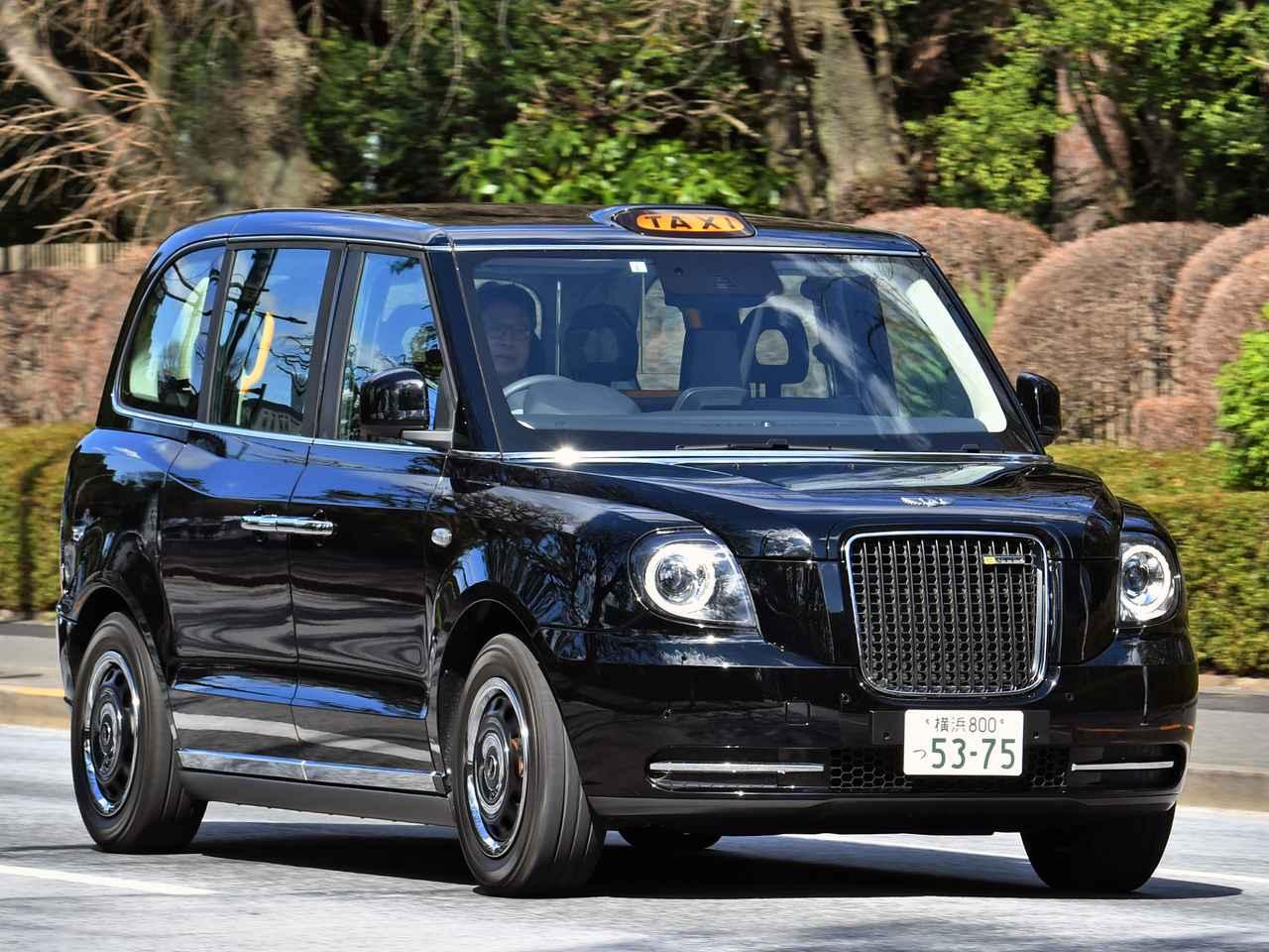 Images : 2番目の画像 - ロンドンタクシー TX - Webモーターマガジン