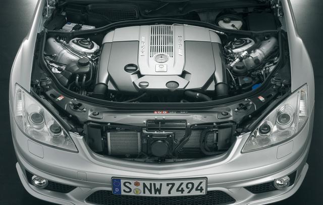 画像: AMGのエンジンラインアップの頂点に立つ6L V12気筒ツインターボ。612ps/1000Nmという凄まじいばかりのパワーと信じ難いほどの滑らかさを併せ持つ。