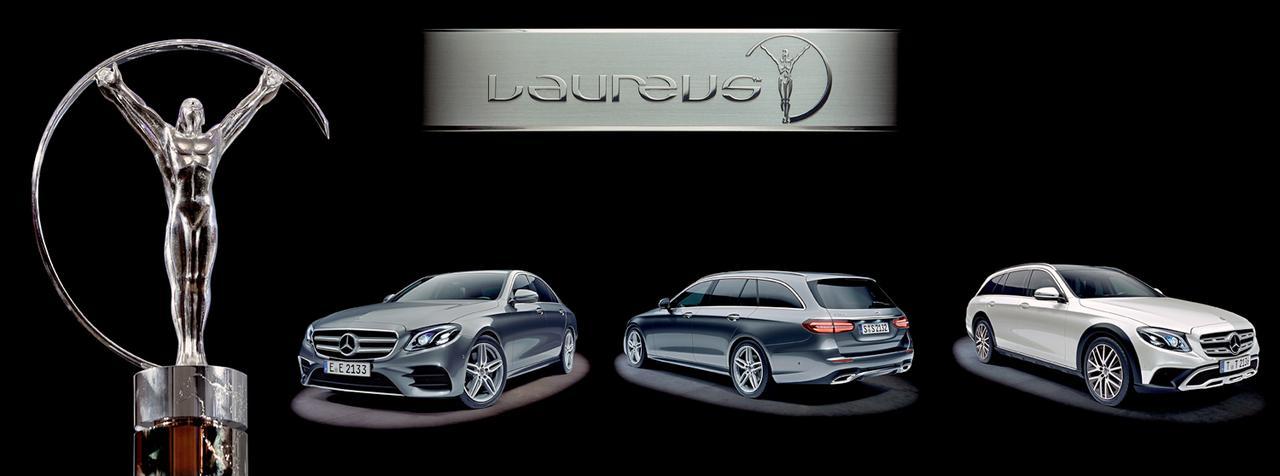 Images : 7番目の画像 - Eクラス特別仕様車「ローレウスエディション」ほか - Webモーターマガジン