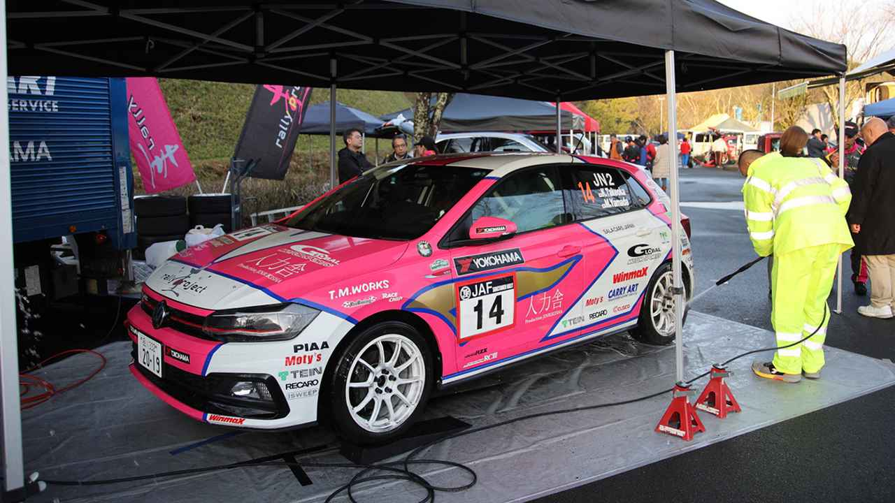 Images : 5番目の画像 - 圭rally project2020「ラリージャパン」にチャレンジ - Webモーターマガジン