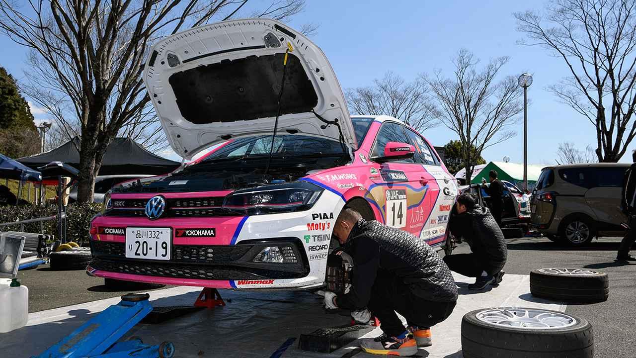 Images : 6番目の画像 - 圭rally project2020「ラリージャパン」にチャレンジ - Webモーターマガジン