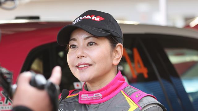 画像: 「2020年も完走目指して全力で頑張ります」と語る竹岡 圭さん。