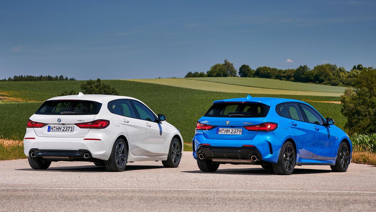 Images : 4番目の画像 - BMW 118d - Webモーターマガジン